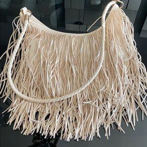 H&M Fringe Crossbody| Shoulder Bag